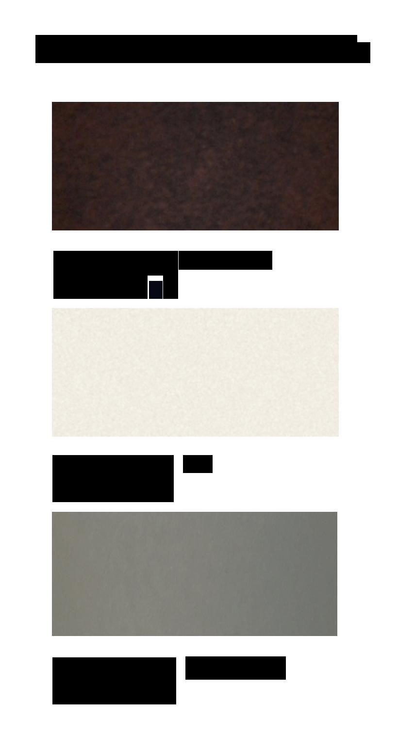 Baldachine Farbe weiss, braun-schwarz, Beton